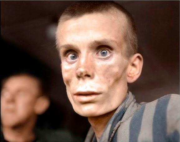 Заключенный лагеря Дахау