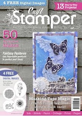 Published in Craft Stamper August 2016
