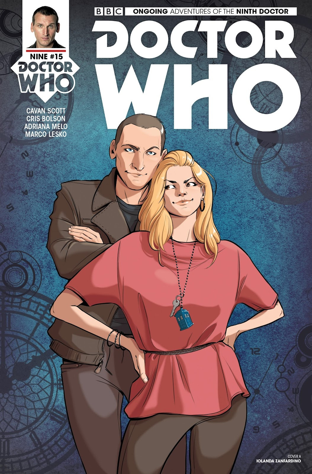 Doctor Who: The Ninth Doctor 15 Page 1