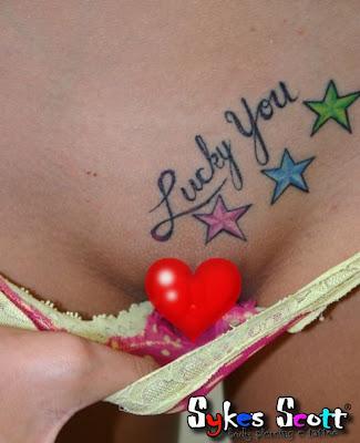 tatuagem na vagina