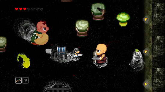 Diehard dungeon screenshot 1
