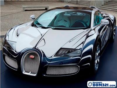 Buggati Veyron Keluaran Khas