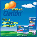I'm A Claritin Mom Crew Member