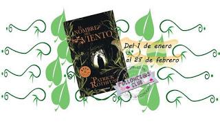 LC El Nombre del Viento - Patrick Rothfuss