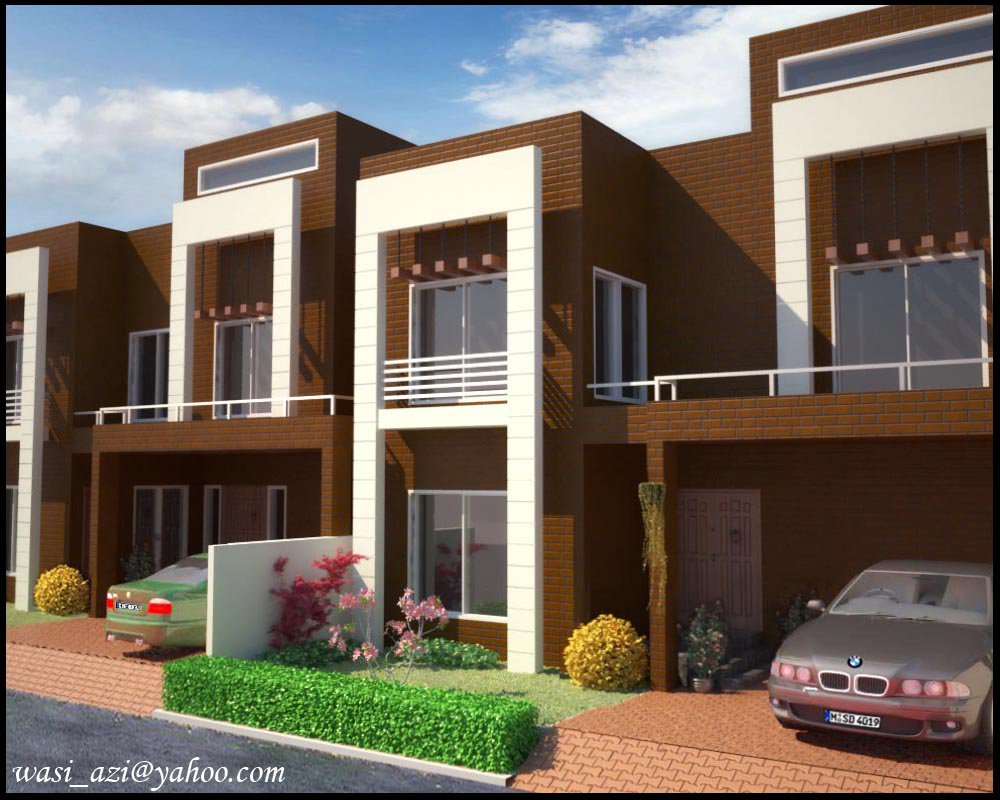 Front elevation house good decorating ideas for Front design of small house
