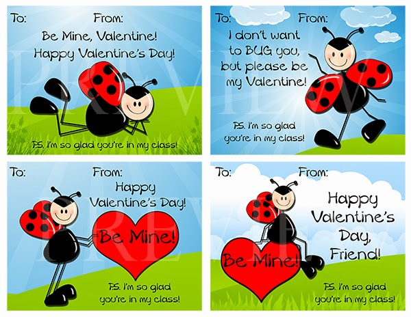 http://www.teacherspayteachers.com/Product/Ladybug-Valentines-1099607