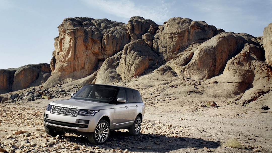 2013 Land Rover Range Rover HD Wallpaper 1