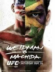 UFC 175 Weidman x Machida Torrent