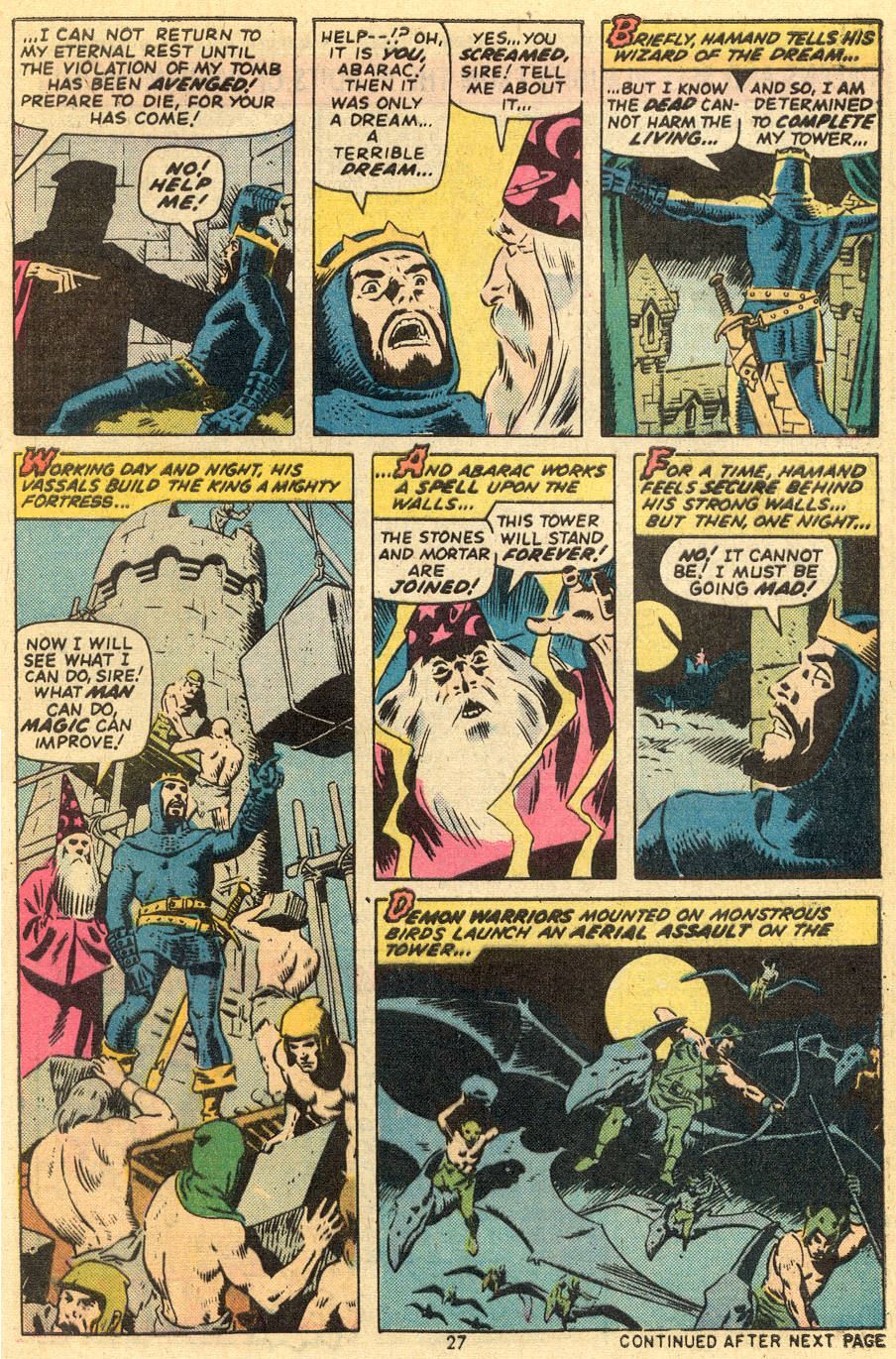 Conan the Barbarian (1970) Issue #47 #59 - English 14