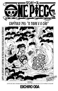 One Piece 793 Mangá Português leitura online