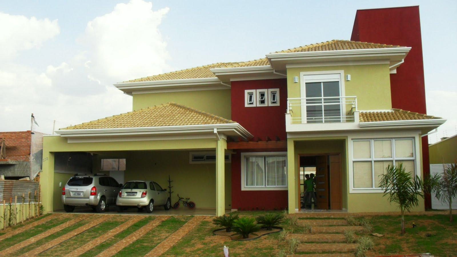 Casas pintadas por fuera related keywords suggestions - Fotos de casas de lujo por dentro y por fuera ...