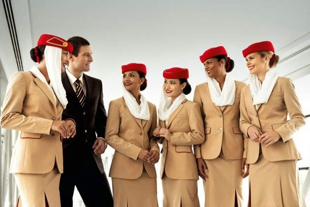 emirates, emirastes hostesleri, bayan hostesler
