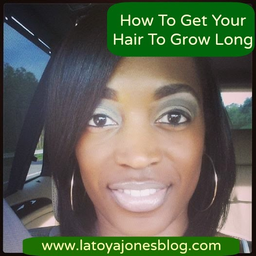 How To Get Your Hair To Grow Long