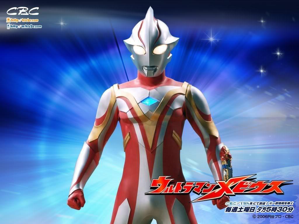 Ultraman Mebius Ultraman Mebius - Toku...