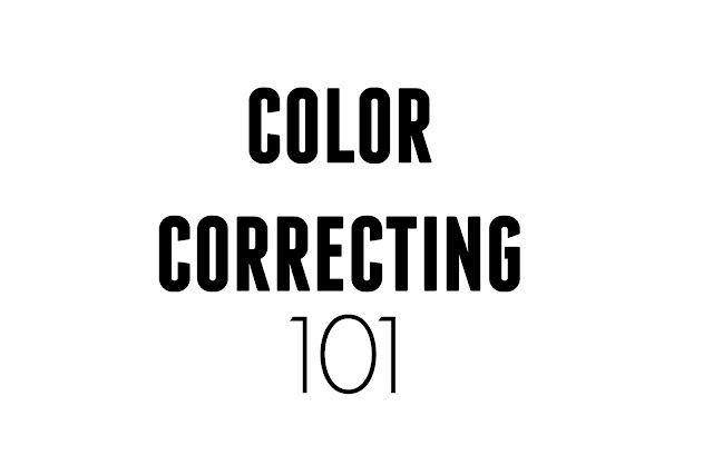 HOW TO COLOR CORRECT