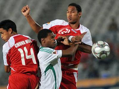 Alvin Tehau - Tahiti National Team (3)
