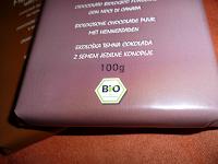 Hanfhaus Schokolade Bioqualität