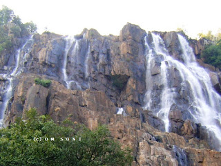 Handawada waterfall