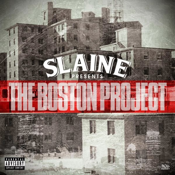Slaine - The Boston Project [2013]