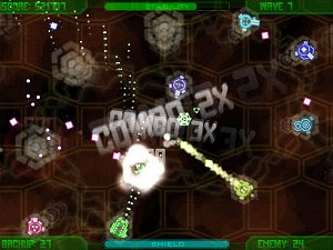 Tower Bombarde free arcade game