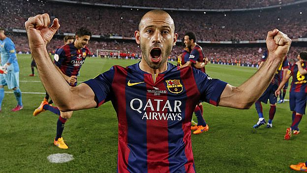 Javier Mascherano should ignore Juventus' interest and remain in Barcelona