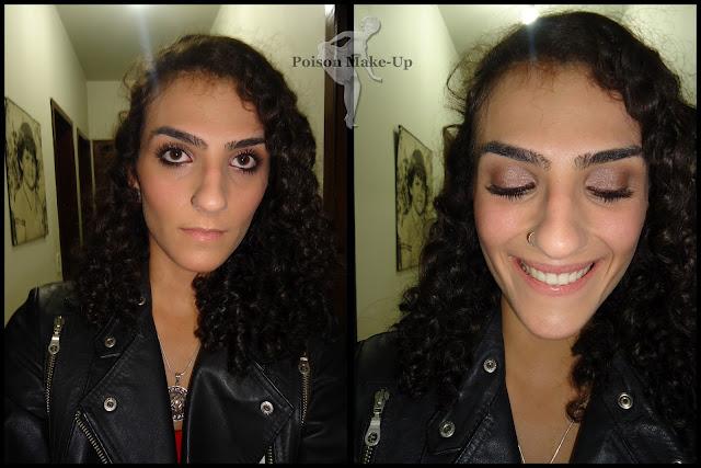 Maquiagem discreta para quem quer apostar num look mais chamativo e sexy.