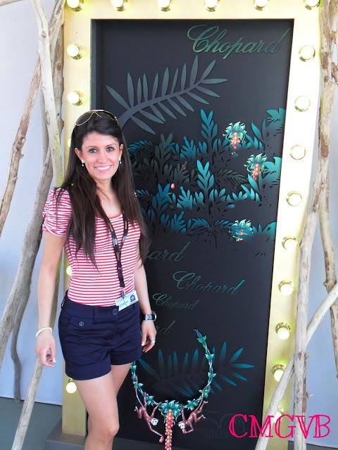 fashion blogger, fashion, blog, cmgvb, Diana Dazzling, Chopard, Cannes, Festival de Cannes