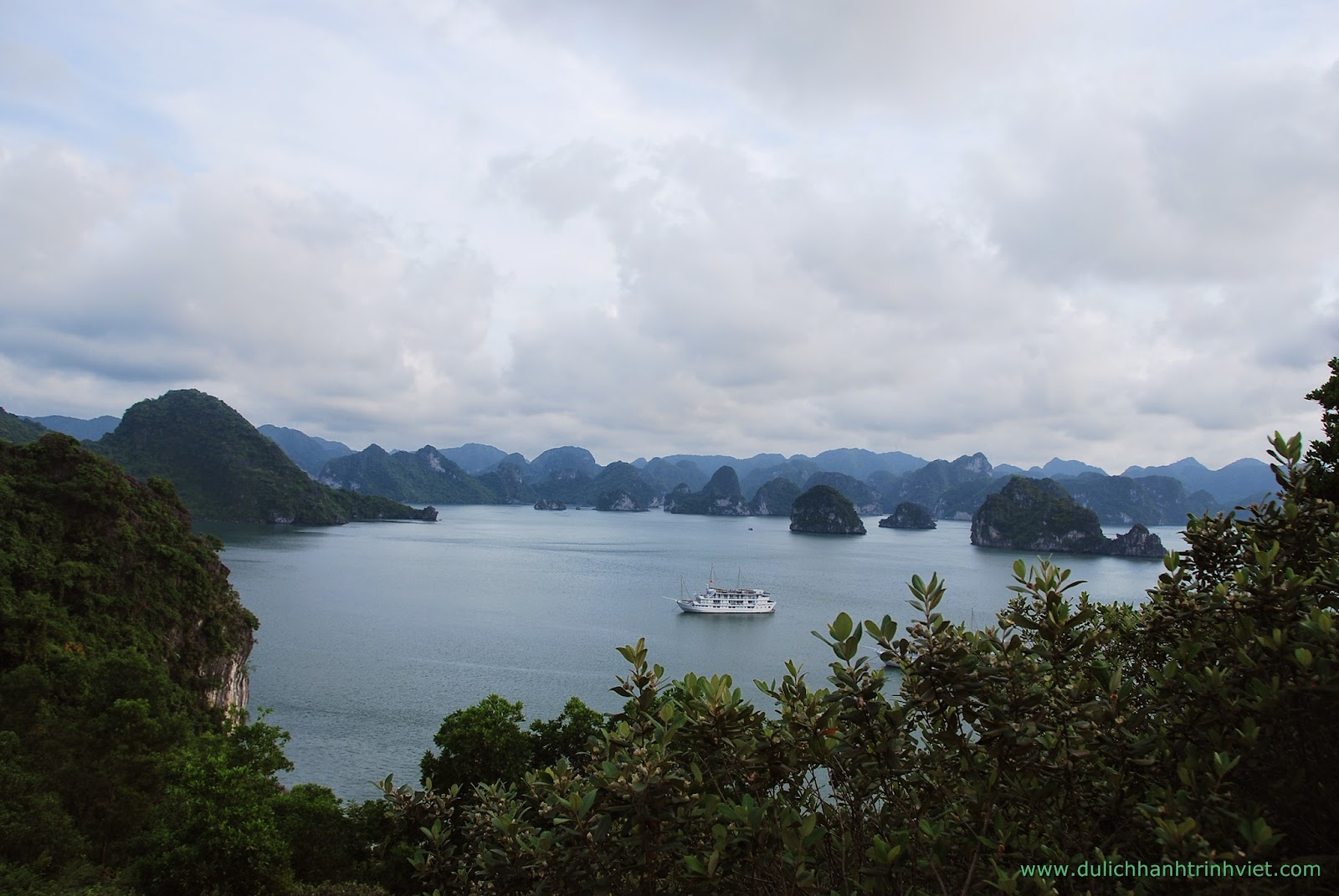 Baie d'Halong - Descente du dragon