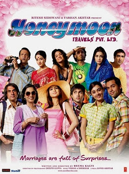 Honeymoon Travels Pvt Ltd (2007) DVD Rip