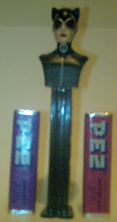 Front of Catwoman PEZ