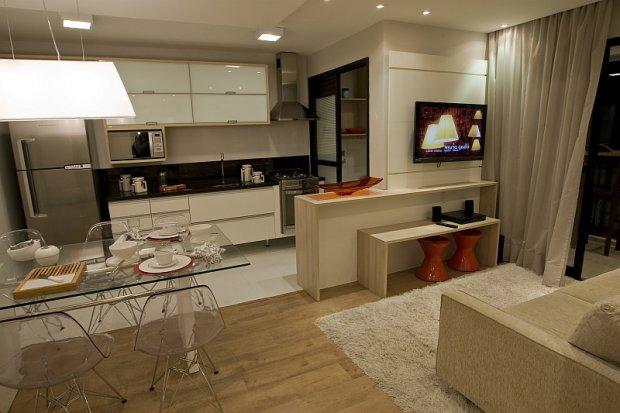 Construindo minha casa clean 12 ideias incr veis de for Modelos de apartamentos pequenos