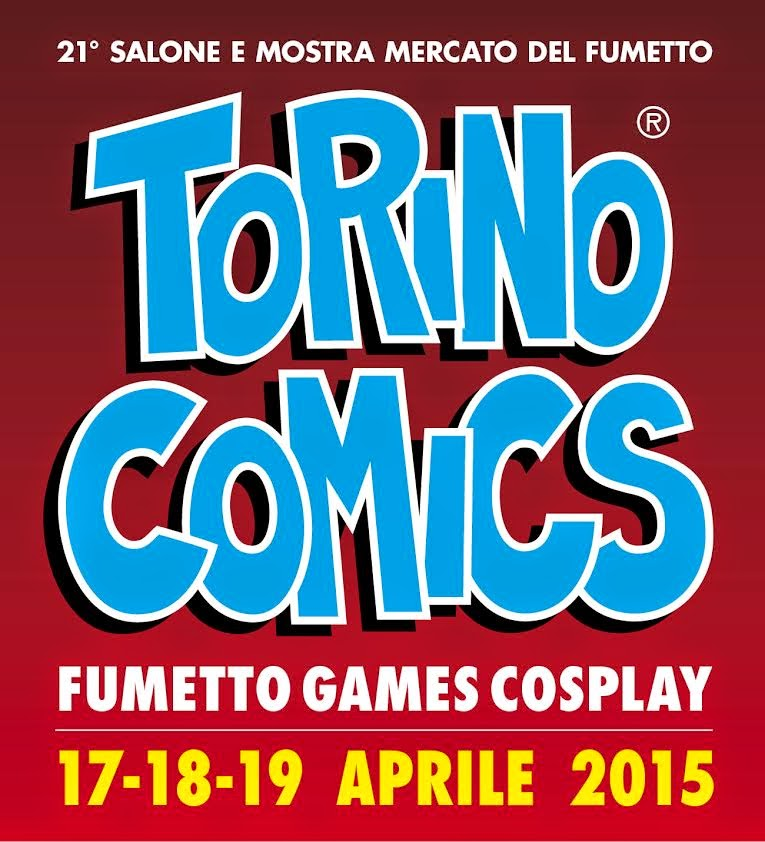 Torino Comics 2015