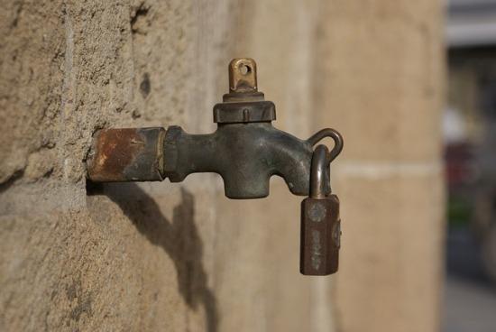 sequías escasez de agua