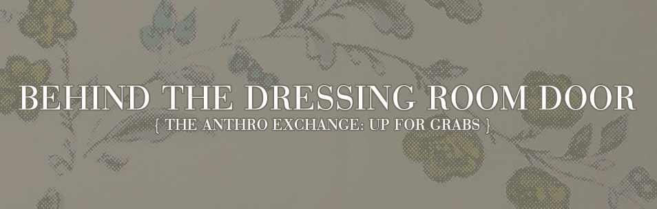 The Anthro Exchange  |  Up For Grabs