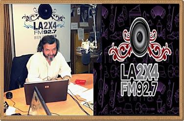 El arranque - FM La 2x4 (Buenos Aires)