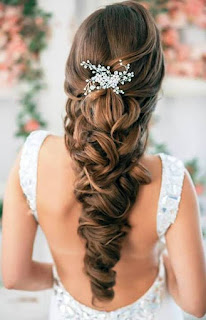 Best Wedding Hairstyles For Long Hair 1