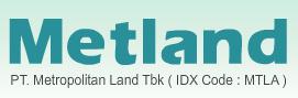 logo Metland Rumah Idaman Investasi Masa Depan