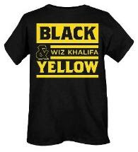 Compra ropa oficial de Wiz Khalifa