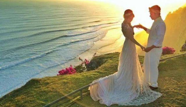 Sakit Itu, Ketika Mantan Pamer Foto Honeymoon Di Media Sosial