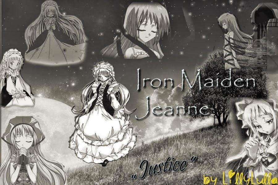 Iron Maiden Jeanne - Shaman King