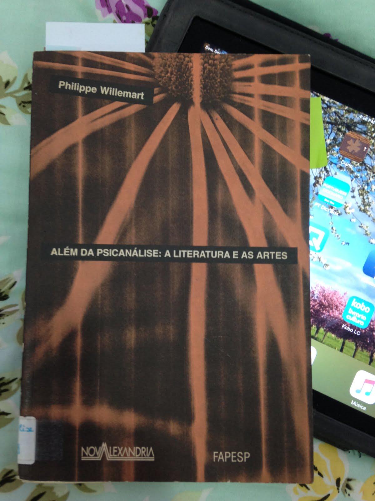 Além da Psicanalise: A Literatura e as Artes