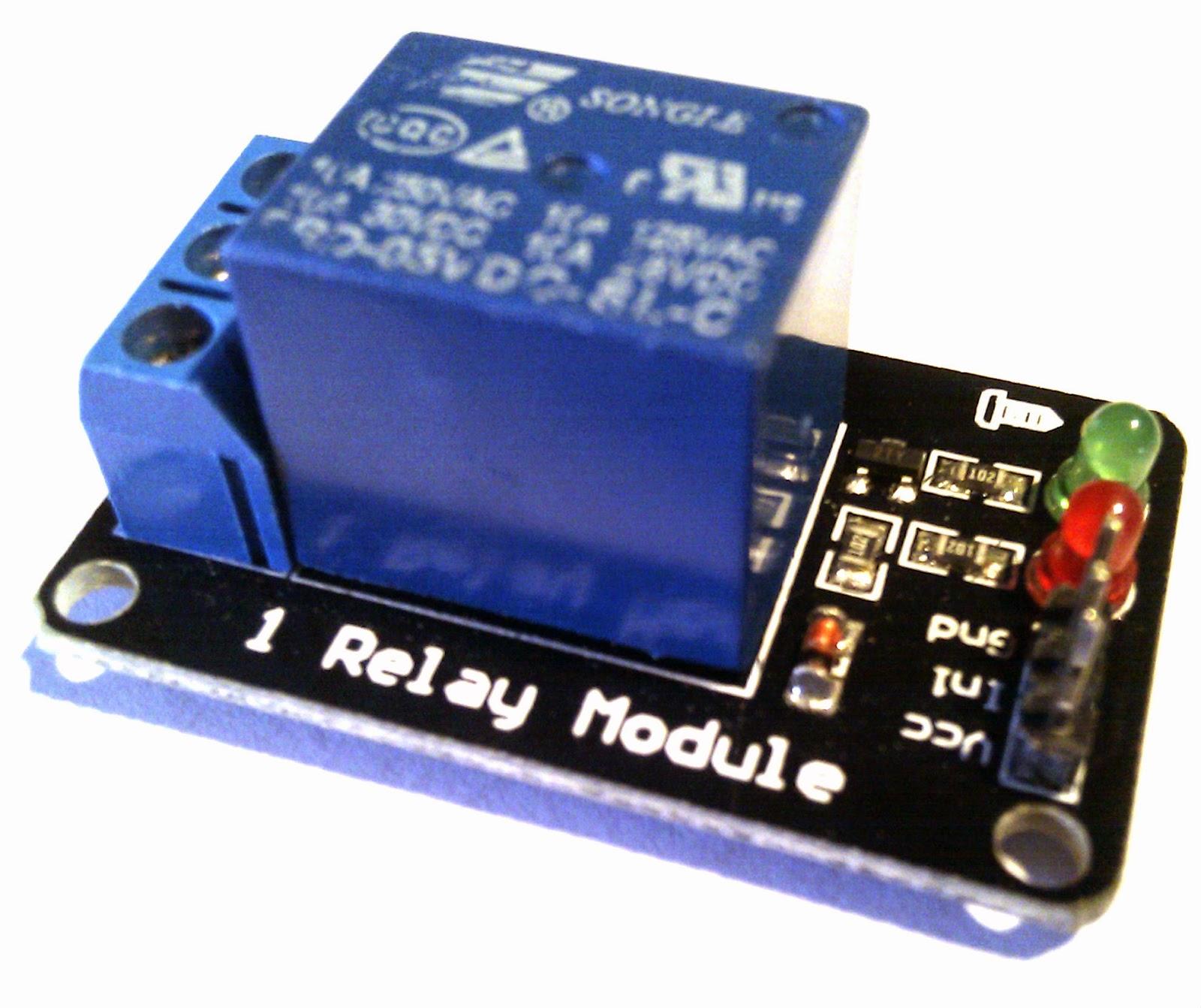 Tips tricks relay module collegamento ad arduino