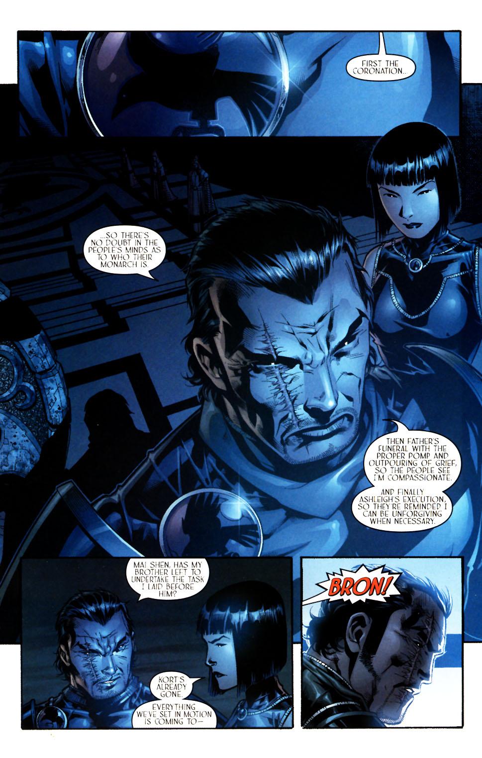 Read online Scion comic -  Issue #13 - 14