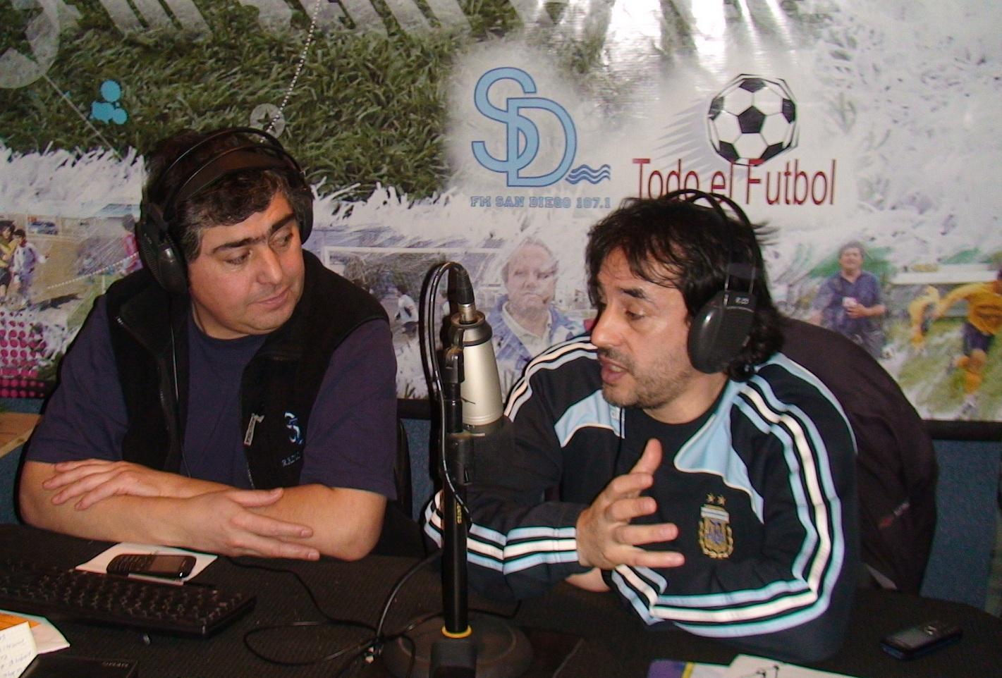 RADIO SAN DIEGO: julio 2012