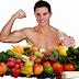 Pria Juga Butuh Makanan yg Mengandung Nutrisi