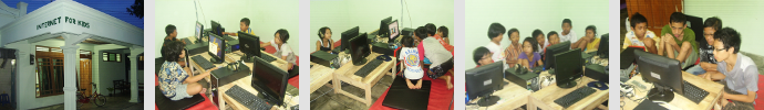 Internet For Kids di Surakarta