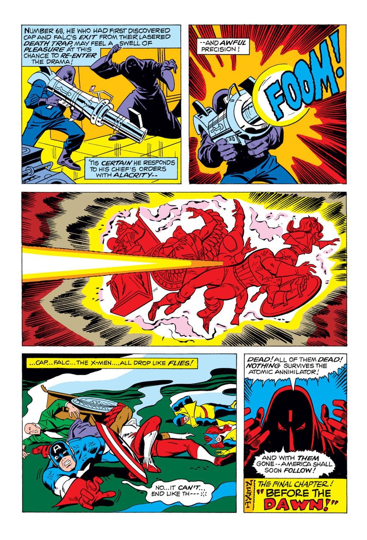 Captain America (1968) Issue #174 #88 - English 18