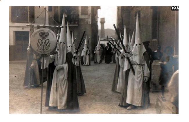 Fundadores de la cofradia año 1930