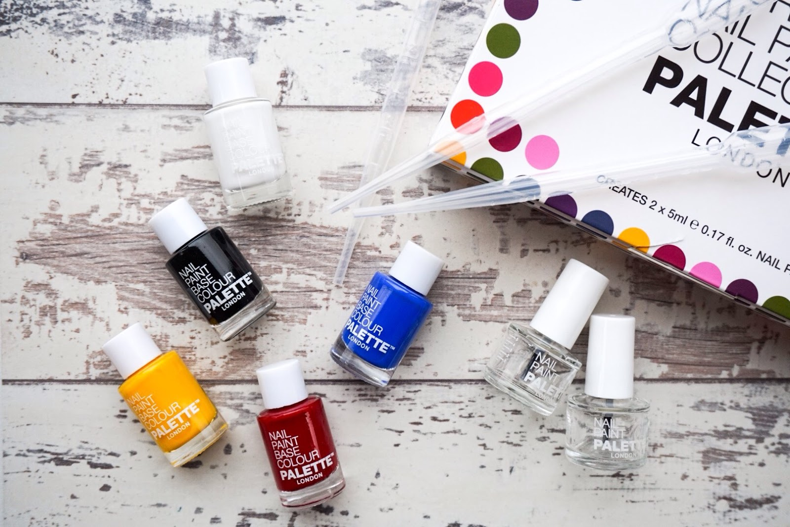 Get creative with Palette London