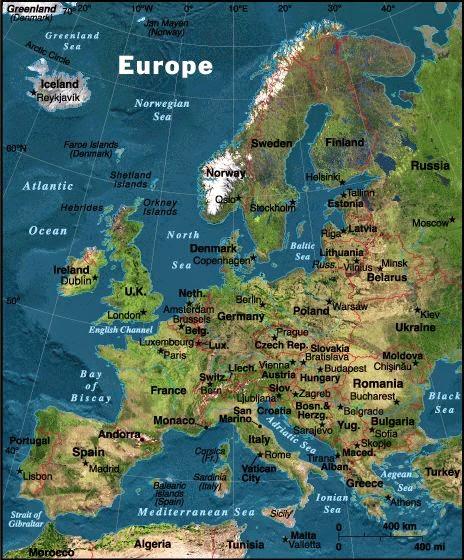 Localizacion Por Satelite Mapa